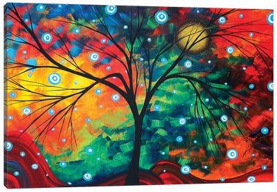 Fiery Dreams Canvas Art Print