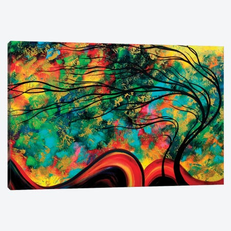 Fleeting Glance Canvas Print #MDN82} by Megan Duncanson Canvas Print