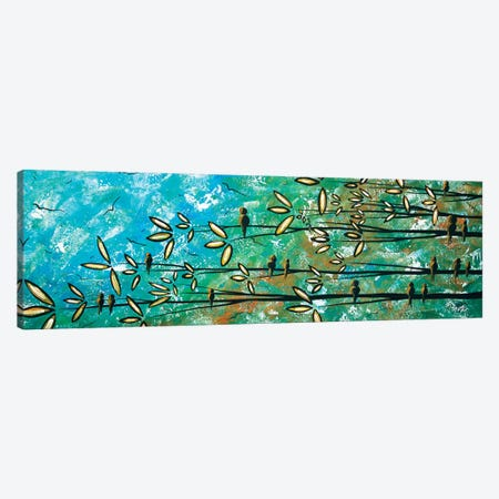 Free As A Bird Canvas Print #MDN86} by Megan Duncanson Canvas Art