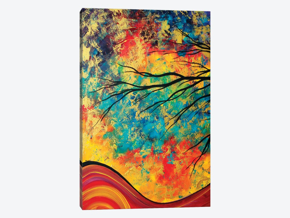 Go Forth I by Megan Duncanson 1-piece Canvas Print