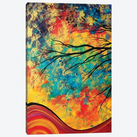Go Forth I Canvas Print #MDN87} by Megan Duncanson Canvas Wall Art