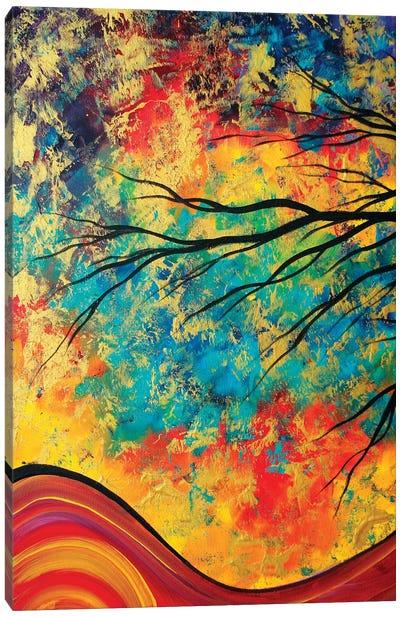 Go Forth I Canvas Art Print