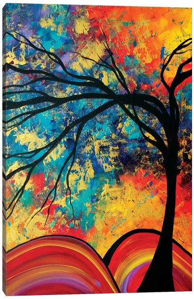 Go Forth II Canvas Art Print