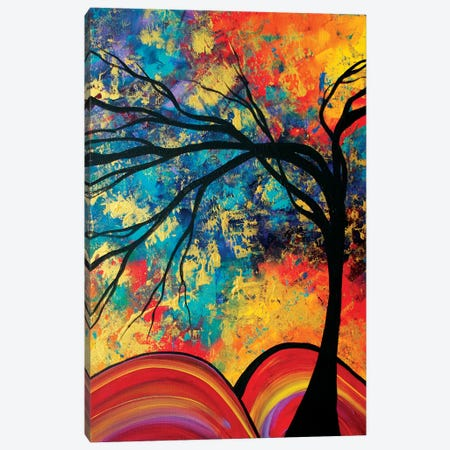 Go Forth II Canvas Print #MDN88} by Megan Duncanson Canvas Print