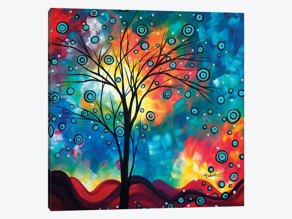 Greeting The Dawn by Megan Duncanson 1-piece Canvas Wall Art