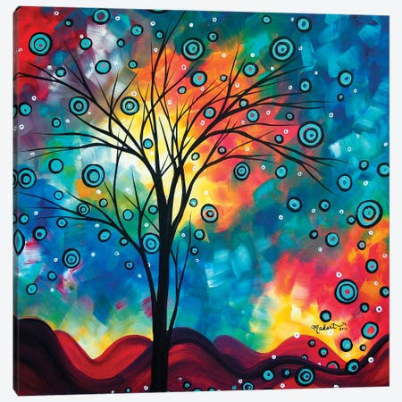Greeting The Dawn Canvas Print #MDN91} by Megan Duncanson Canvas Artwork