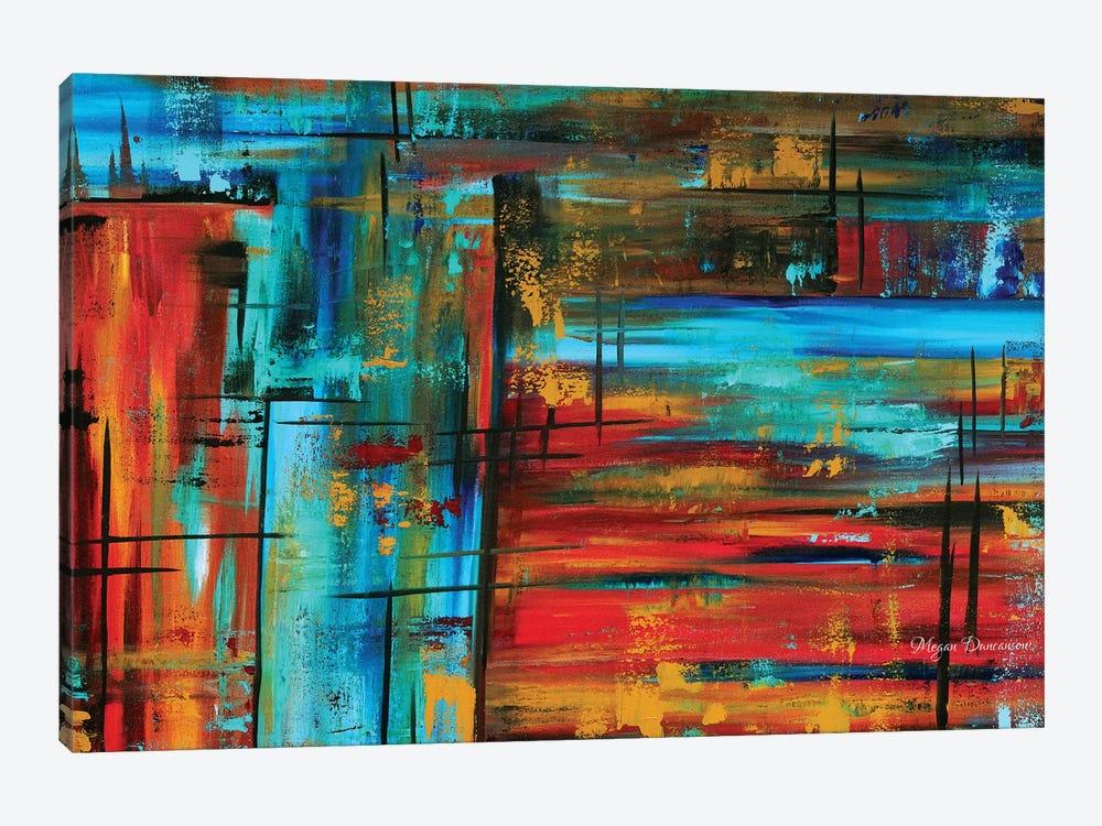 Into Autumn by Megan Duncanson 1-piece Canvas Print