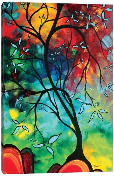 Languishing In The Breeze Canvas Art Print