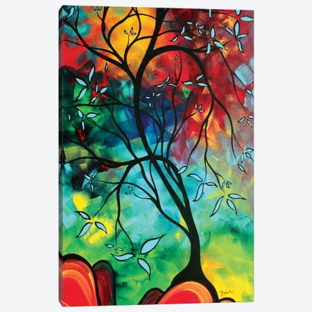 Languishing In The Breeze Canvas Print #MDN96} by Megan Duncanson Canvas Art Print