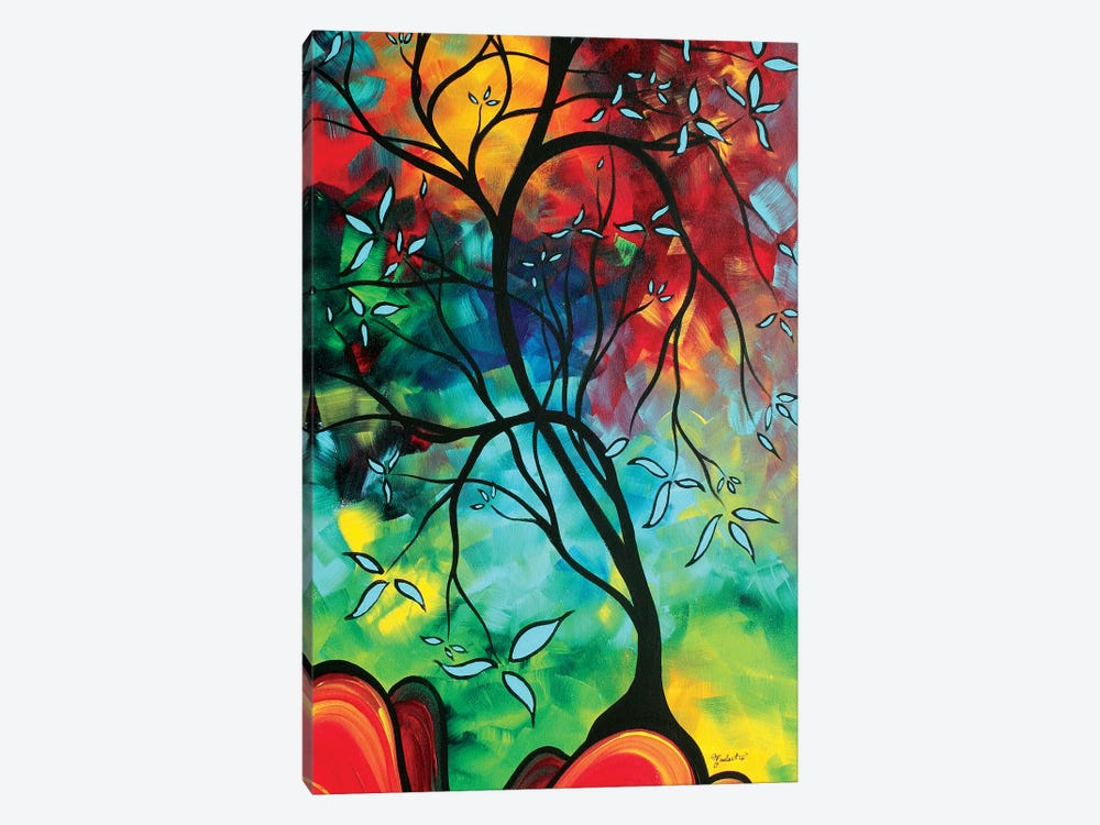 Languishing In The Breeze by Megan Duncanson 1-piece Canvas Print