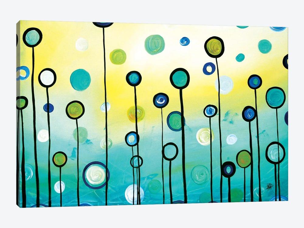 Lollipop Field by Megan Duncanson 1-piece Canvas Art