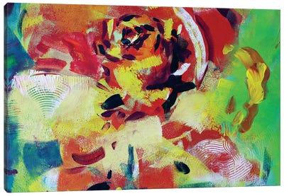 Flower II Canvas Art Print
