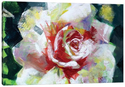 Flower III Canvas Art Print