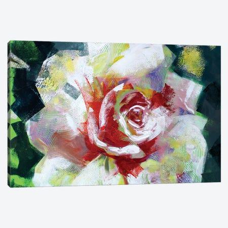 Flower III Canvas Print #MDP16} by Marina Del Pozo Art Print