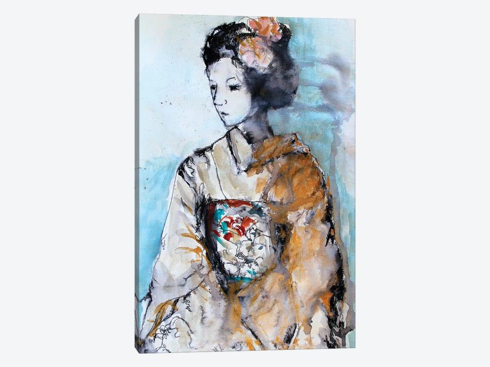 Geisha II by Marina Del Pozo 1-piece Art Print