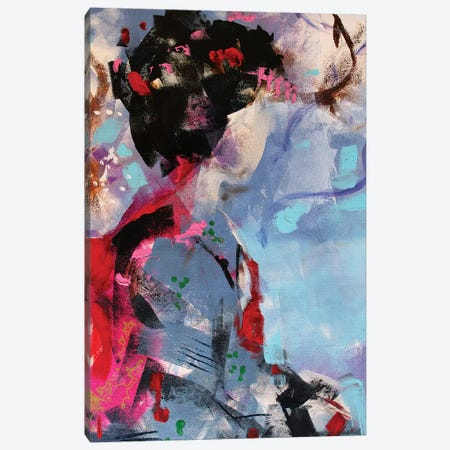 Little Geisha II Canvas Print #MDP30} by Marina Del Pozo Canvas Art