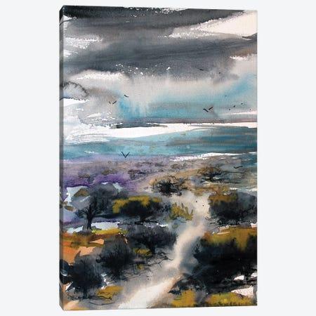 Oak Forest Canvas Print #MDP43} by Marina Del Pozo Art Print