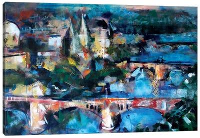 Prague Canvas Art Print