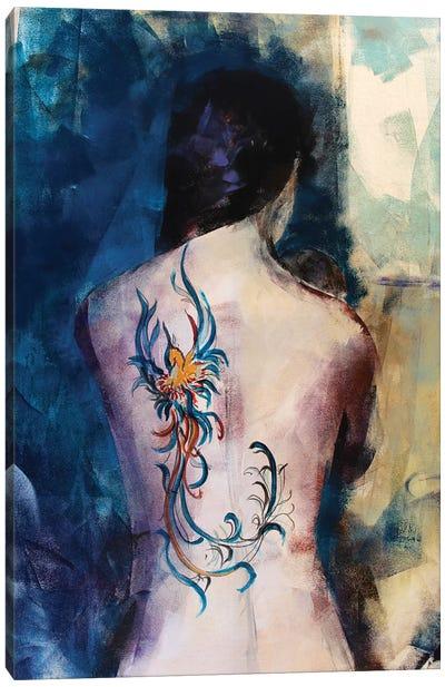 Tattoo Canvas Art Print