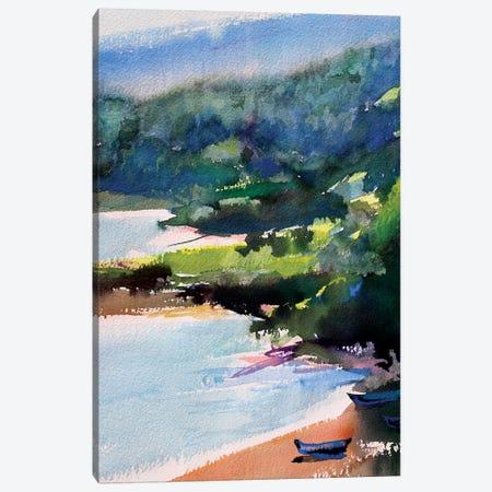 Botes Canvas Print #MDP81} by Marina Del Pozo Art Print