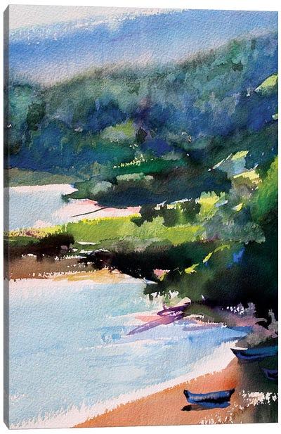 Botes Canvas Art Print