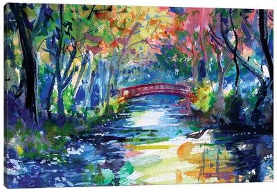 El Puente Canvas Art Print