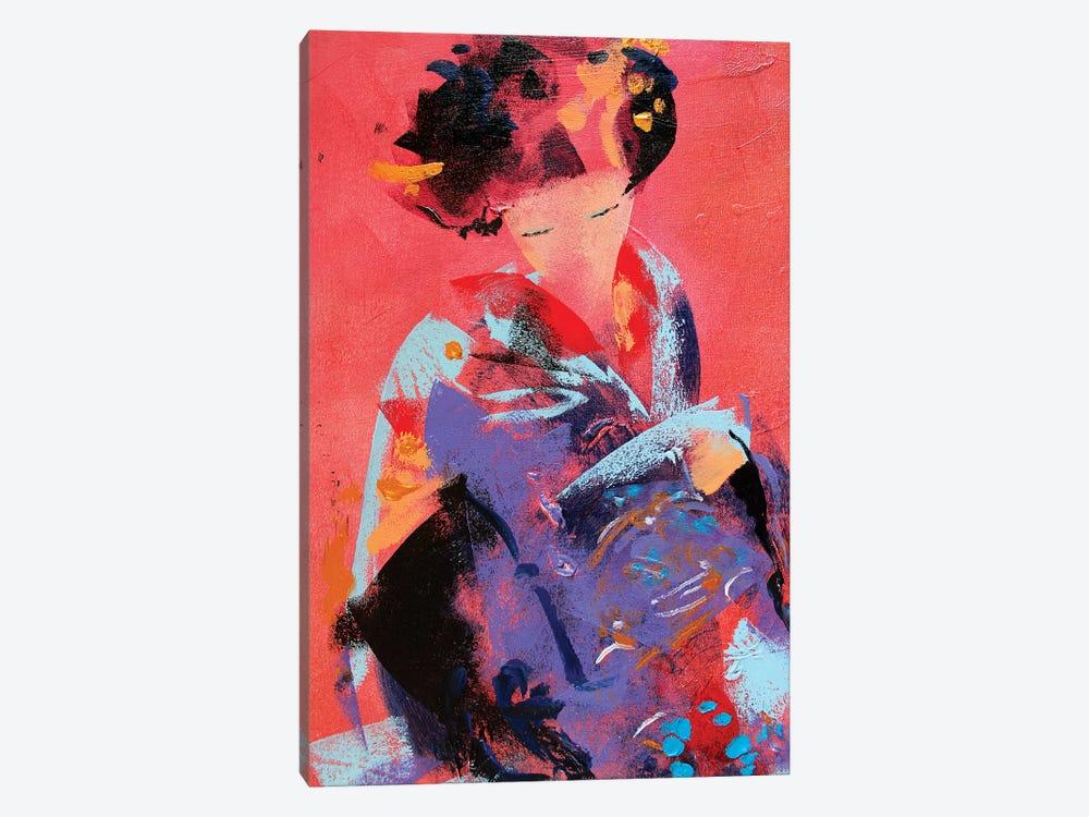 Geisha VI by Marina Del Pozo 1-piece Canvas Print