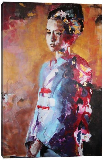 Good Gheisa Canvas Art Print