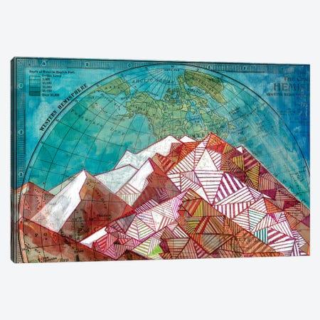Denali II Canvas Print #MDR22} by Madara Mason Art Print
