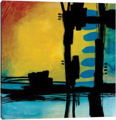 Klondike Canvas Art Print