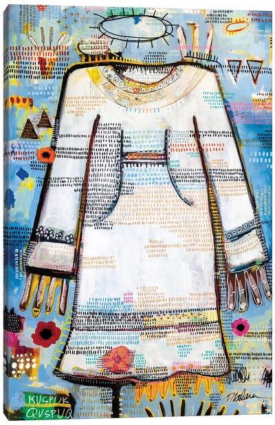 Kuspuq AB Canvas Art Print