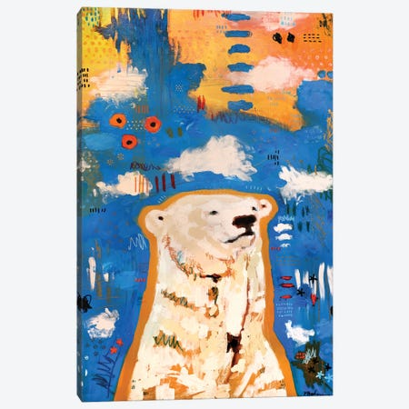 Nanook Canvas Print #MDR43} by Madara Mason Canvas Art Print