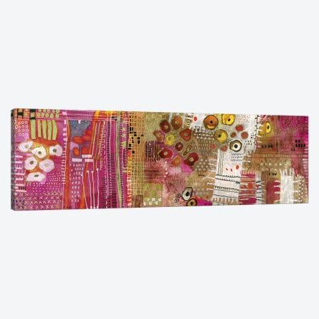 Summer Quilt Canvas Print #MDR63} by Madara Mason Canvas Print