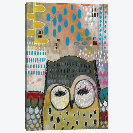 What You Seek Is Seeking You Canvas Print #MDR69} by Madara Mason Art Print