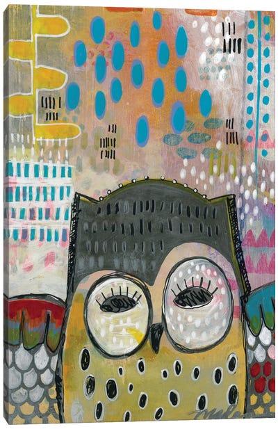 What You Seek Is Seeking You Canvas Art Print