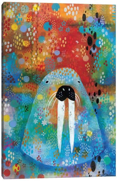 Am The Walrus Canvas Art Print