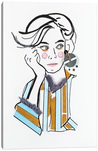 Her IV Canvas Art Print