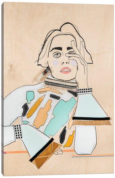 Her IX Canvas Art Print