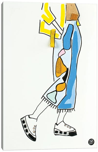 Her XIII Canvas Art Print