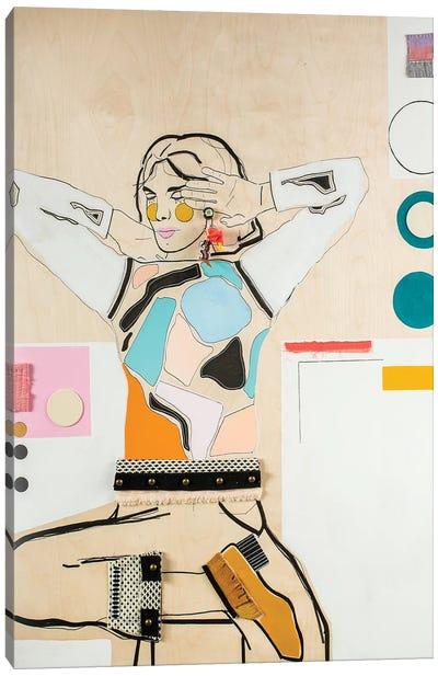 Her XVI Canvas Art Print