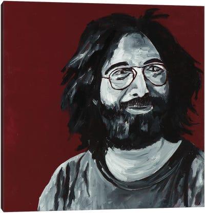 Jerry Canvas Art Print