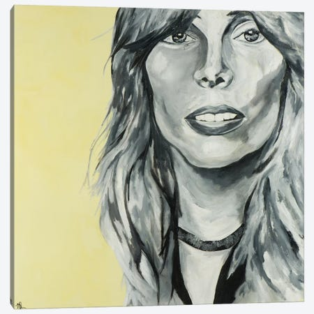 Joni Canvas Print #MDS24} by Meredith Steele Canvas Art Print