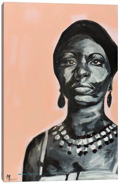 Nina Canvas Art Print