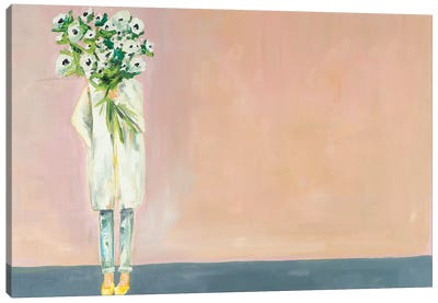 Anemone Canvas Art Print