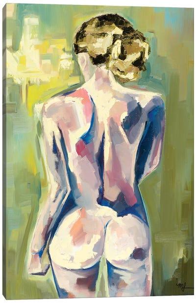 Nude I Canvas Art Print