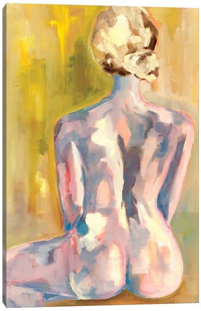 Nude III Canvas Art Print