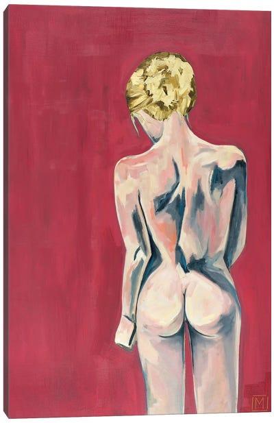 Nude VIII Canvas Art Print