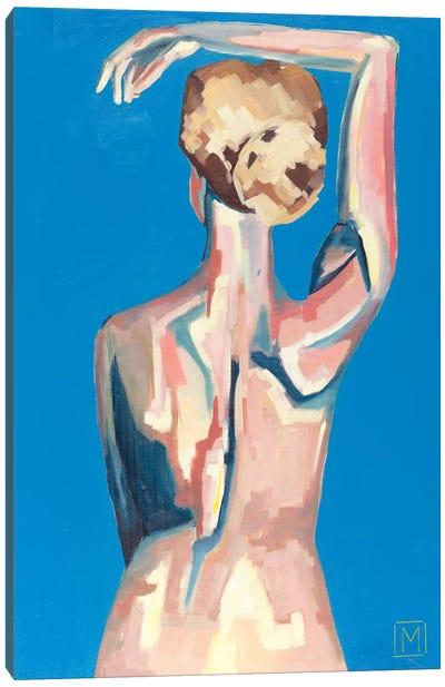 Nude X Canvas Art Print