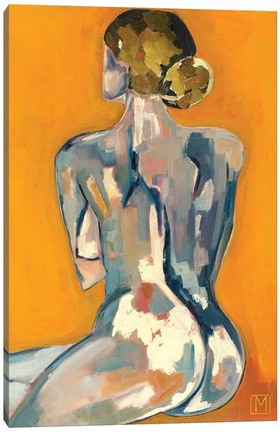 Nude XIV Canvas Art Print