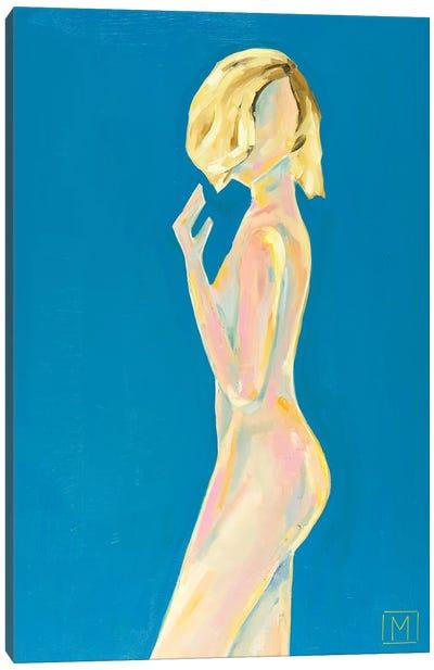 Nude XV Canvas Art Print